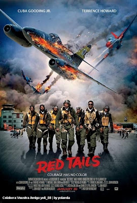 Red Tails latino, descargar Red Tails