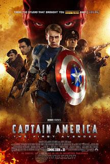 Ver capitan america 2011 Online