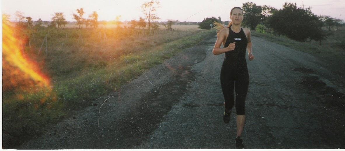 бег, спорт, здоровье, здоровый образ жизни, Крым