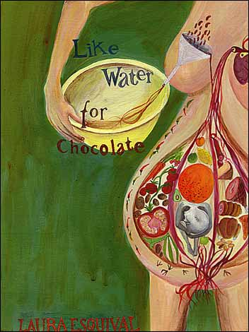 the significance of food in like water for chocolate Although like water for chocolate is largely tita's story, it is worth examining gertrudis' relationship with the kitchen and food gertrudis is certainly the most unconventional female in the novel.