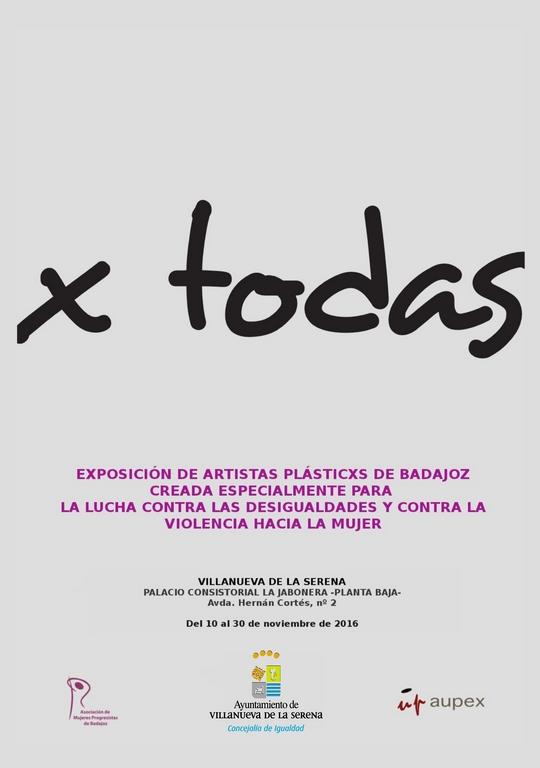 Exposición: X TODAS