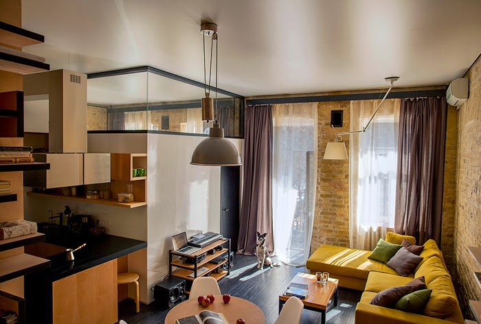 amenajari, interioare, decoratiuni, decor, design interior, apartament de doua camere, living