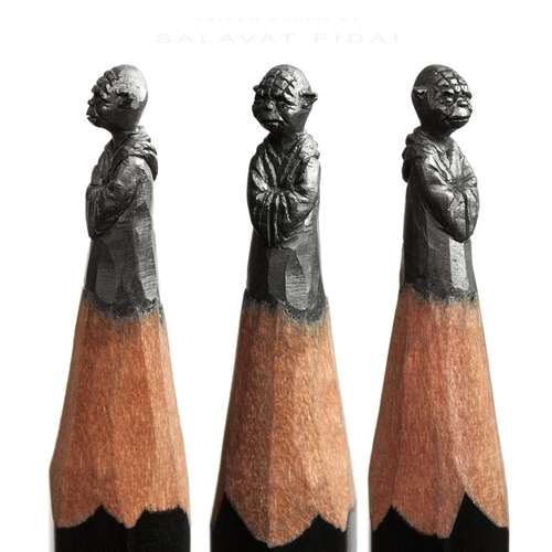 03-Master-Yoda-Star-Wars-Salavat-Fidai-Салават-Фидаи-Architectural-Movie-Pencil-Sculpture-Carving-www-designstack-co