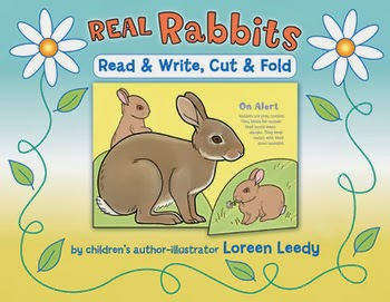 http://www.teacherspayteachers.com/Product/REAL-Rabbits-Read-Write-Cut-Fold-Informational-Text-582441