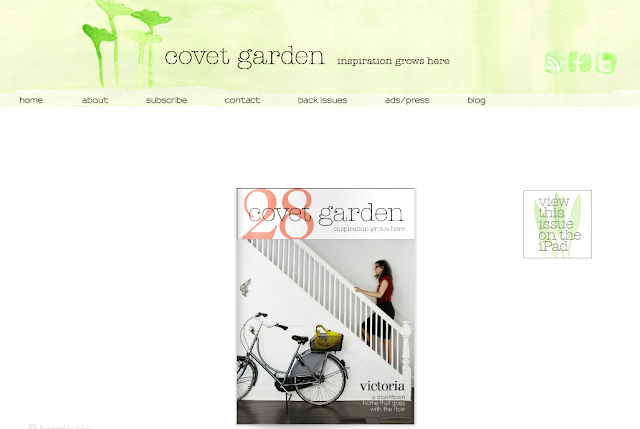 issue 28 covet garden magazine