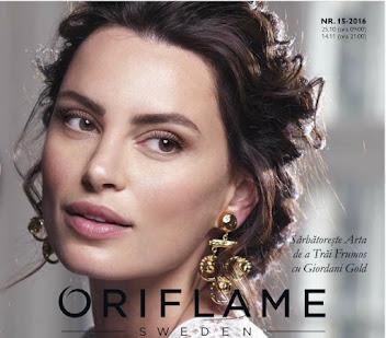 Catalog Oriflame C15 2016
