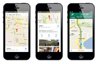 Google Maps now available as iPhone app