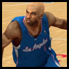 NBA 2K13 Unlock Jerseys Clippers Alternate Jersey