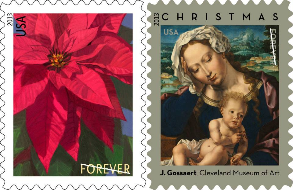 from what i can tell by the scheduled below there should be 1 more traditional forever stamp released and another for international use