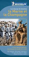Guide Michelin la Marne et la Champagne