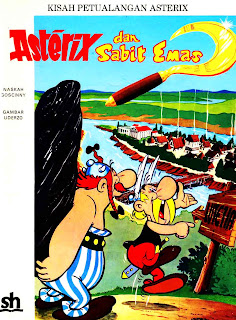 eBook Bahasa Indonesia Asterix dan Sabit Emas