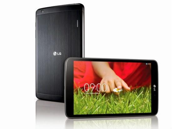 Планшет LG G Pad 8.3 фото