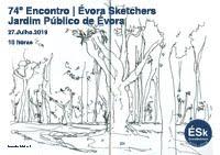 74º Encontro ÉSk | Jardim Público de Évora