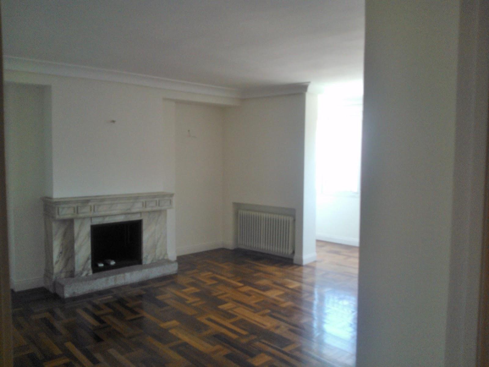 Mondecor s l piso pintado en pintura plastica blanca - Pintura plastica blanca ...