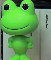 Froggie For Butt