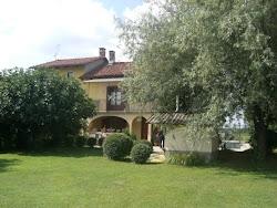 il giardino e la casa