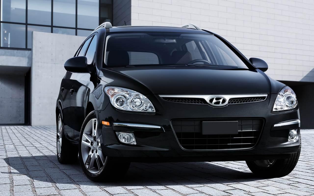 Hyundai i30 CW 2009 e 2010