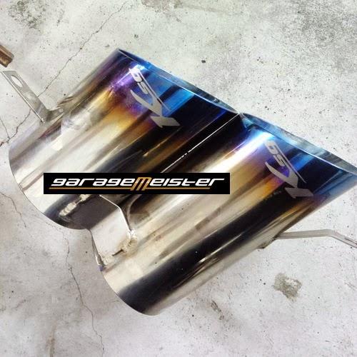 TWY TRADING: Used Kreissieg Exhaust: Audi R8 V8