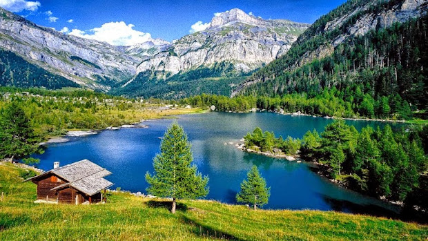 beauty of nature planet