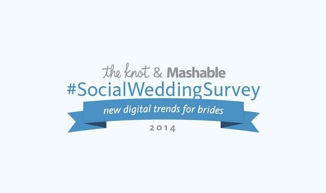Image: New Digital Trends for Brides 2014 #infographic