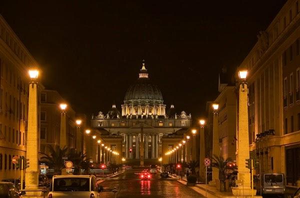 Rome at night (Rome)