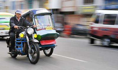 Becak Terkeren di Dunia Becak Siantar