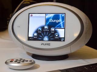 Sensia 200D - Internet Radio