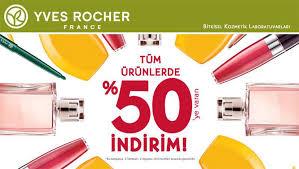 Yves Rocher'dan Büyük Yaz İndirimi