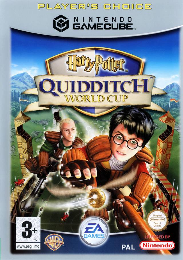 Harry Potter: Quidditch World Cup - Fun Online Game ...