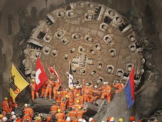 10 Terowongan Terpanjang Di Dunia [ www.Bacaan.ME ]