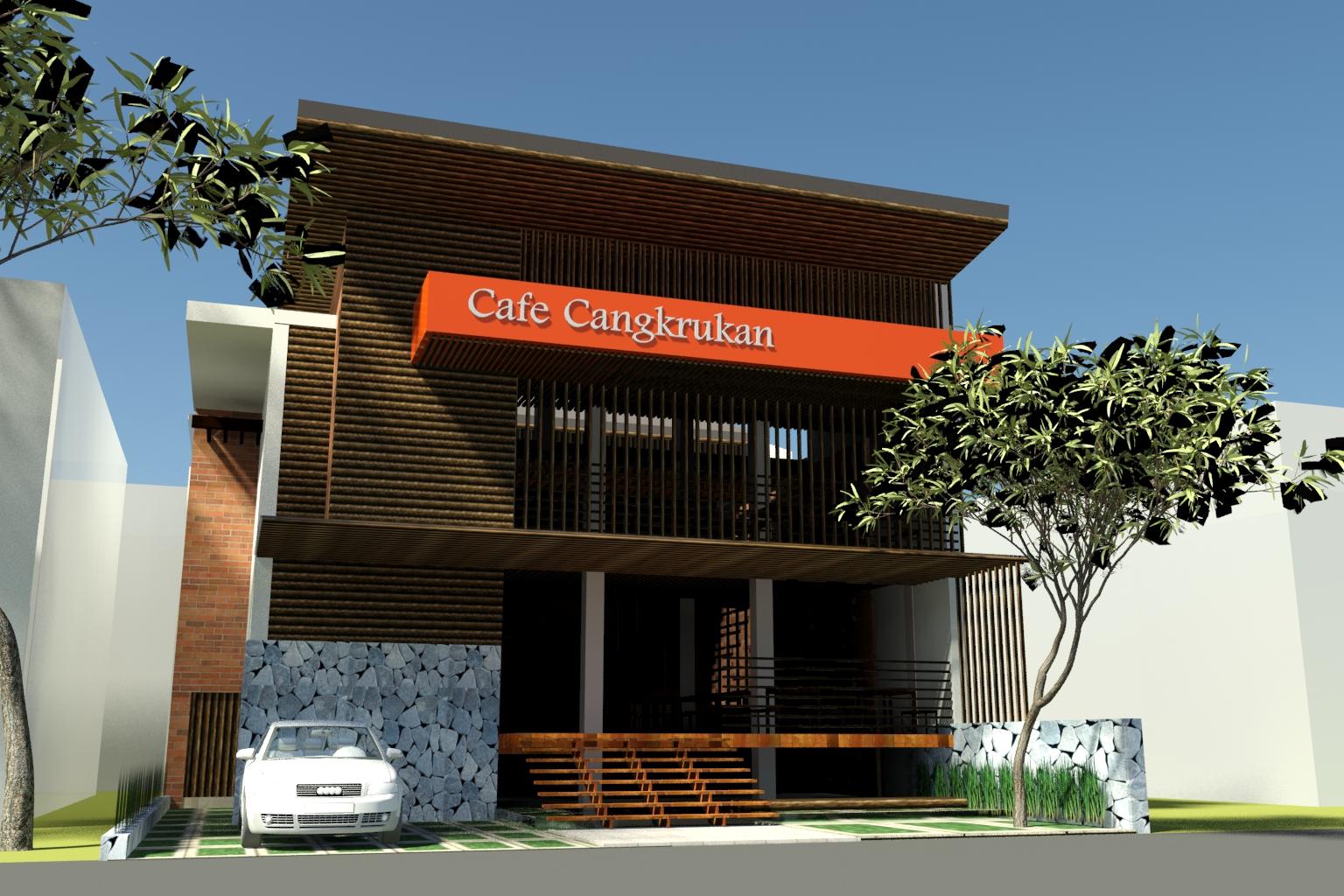 DIWANGKORO ARSITEK Konsultasi Gratis DESAIN RUMAH MAKAN CAFE CANGKRUKAN