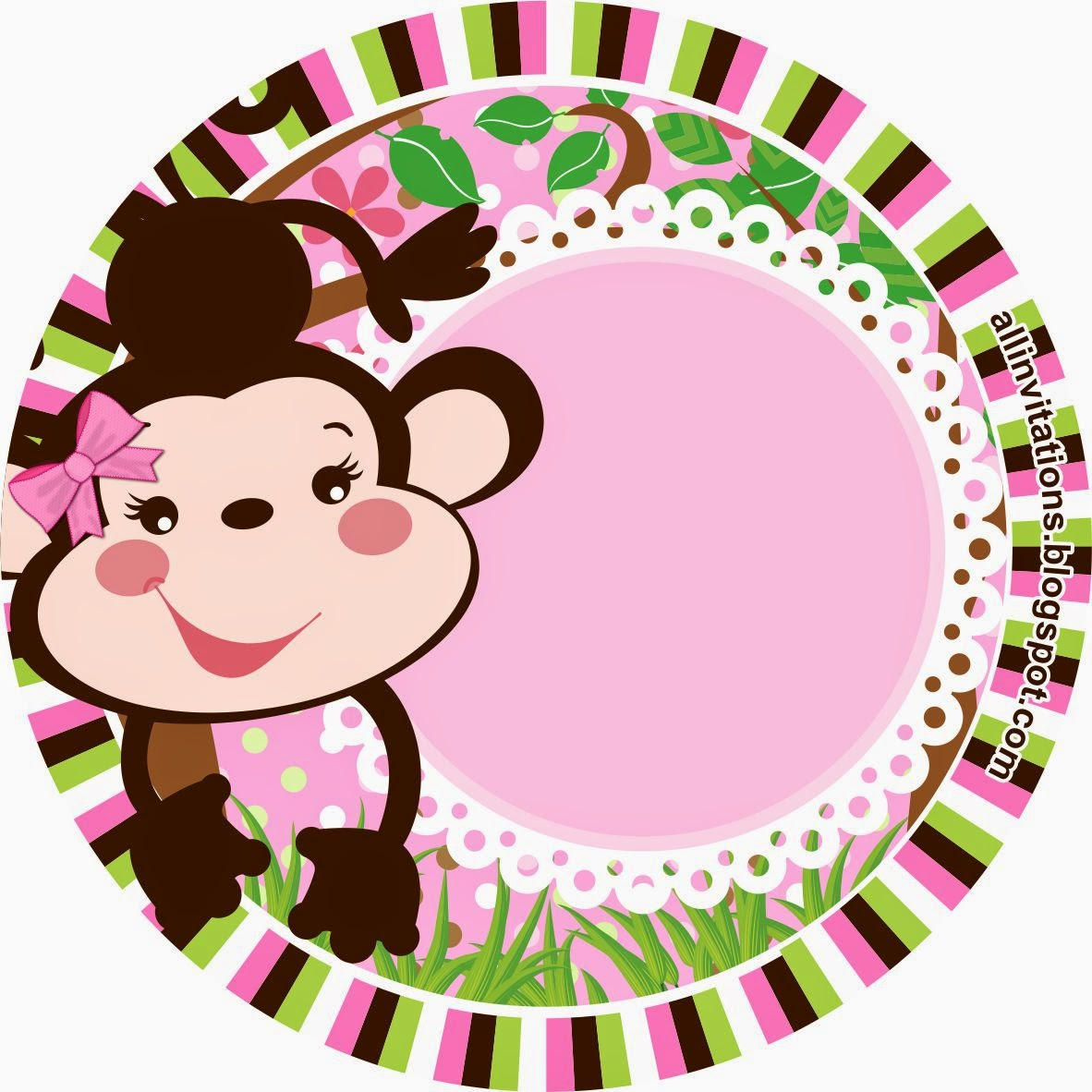 Kit Baby Shower Changuita | All Invitations