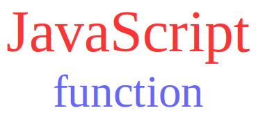 menggunakan function pada javascript