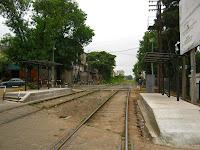 Paso Molino Las Piedras  nuevos trenes.