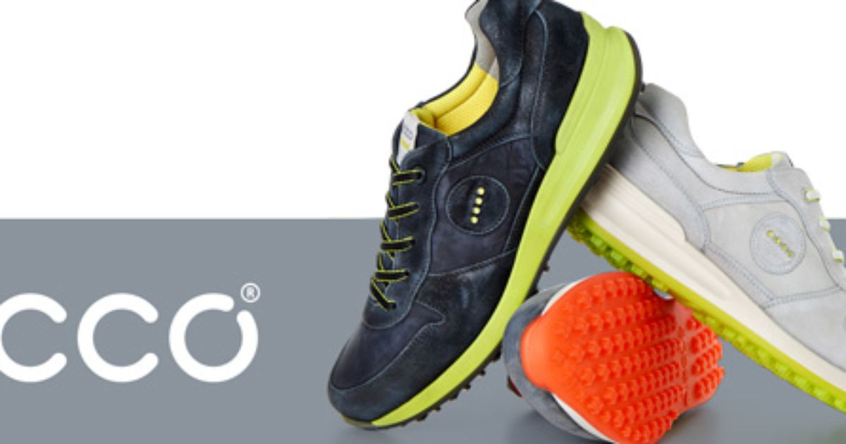ECCO Golf Unveils New Speed Hybrid Shoes For 2016
