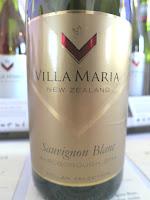 Villa Maria Cellar Selection Sauvignon Blanc 2014 from Marlborough, South Island, New Zealand (89 pts)