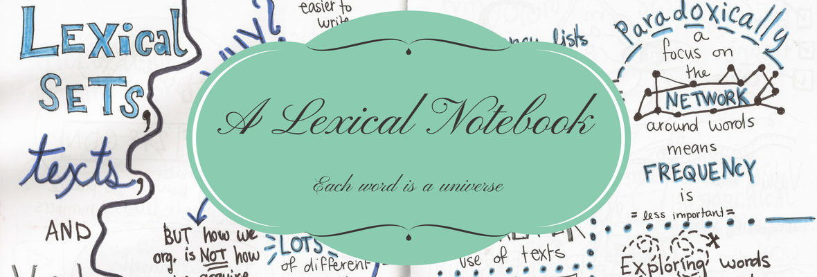 A Lexical Notebook
