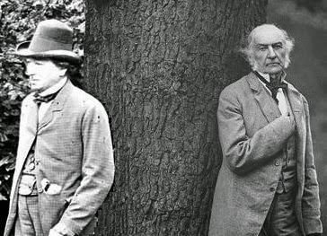 Disraeli & Gladstone on Arboriculture.