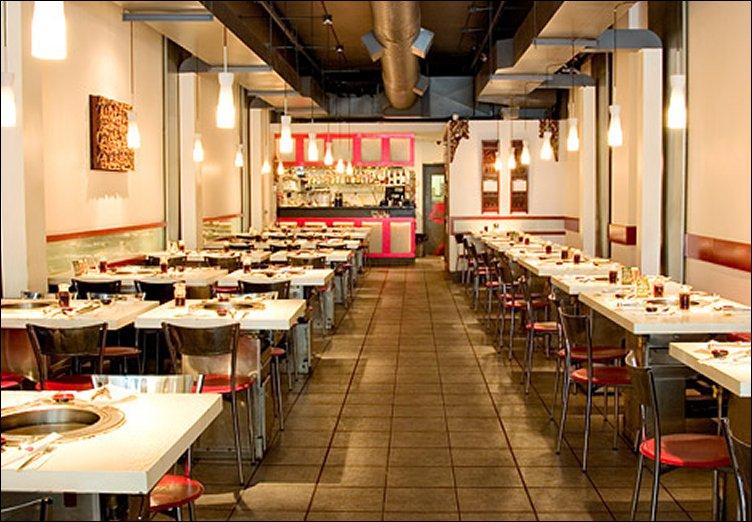 Korean grill house foodaholic - The grill house restaurant ...