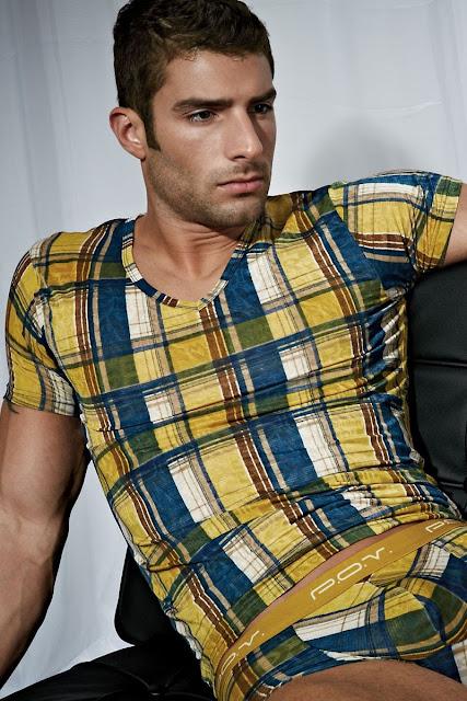 Man Crush of the Day: Model Benji Taylor   THE MAN CRUSH BLOG