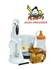 Ichi-I Magic Processor