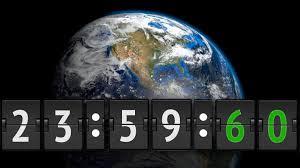 30 Juni akan lebih dari 24 jam, umat manusia terancam!