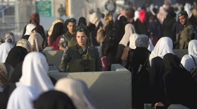 Israel cancela entrada em Jerusalém