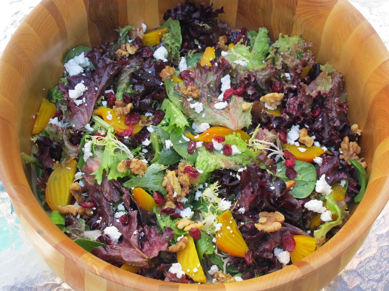 Beetnik Salad Recipe