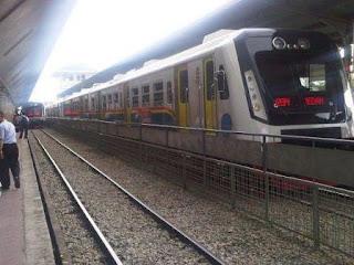 Kereta Api di Medan