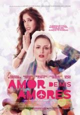 Amor de mis amores (2014) Comedia romantica con Sandra Echeverría