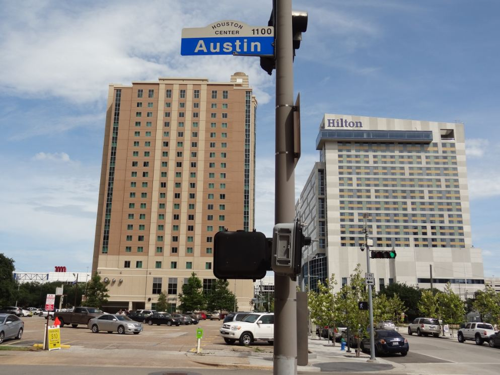 Embassy Suites And Hilton Americas Near Toyota Center