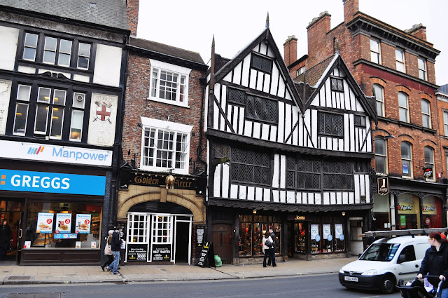 The Golden Fleece in York