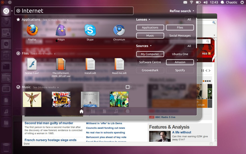 Windows 8 vs. Ubuntu 11.10