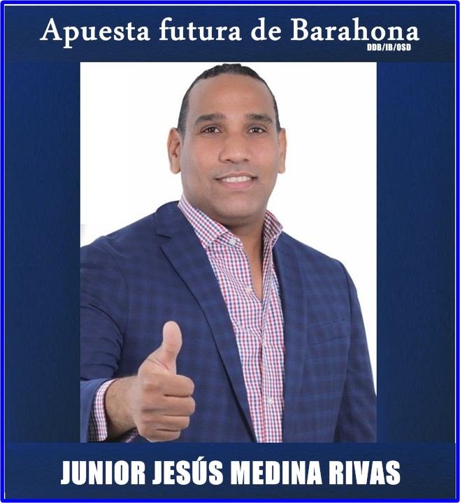 JUNIOR JESUS MEDINA RIVAS, apuesta futura de Barahona. Talento y Juventud
